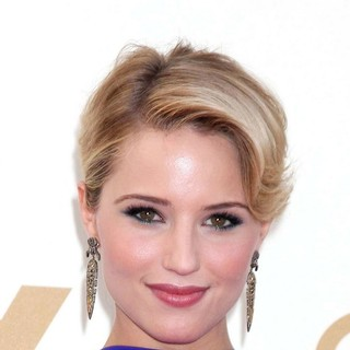 Dianna Agron in The 63rd Primetime Emmy Awards - Arrivals