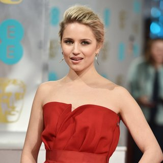 Dianna Agron in The EE British Academy Film Awards 2015 - Arrivals
