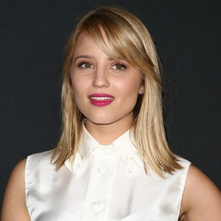 Dianna Agron in Myspace Event - Arrivals