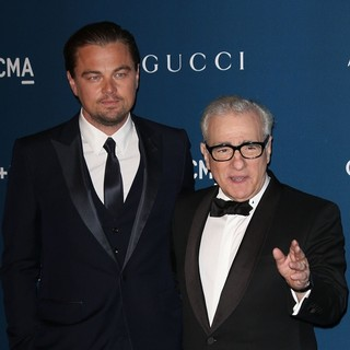 Leonardo DiCaprio, Martin Scorsese in LACMA 2013 Art and Film Gala Honoring Martin Scorsese and David Hockney Presented by Gucci
