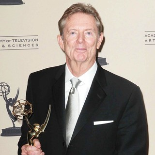 Dick Askin in 2012 Creative Arts Emmy Awards - Press Room