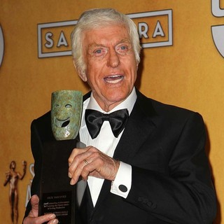 Dick Van Dyke in 19th Annual Screen Actors Guild Awards - Press Room