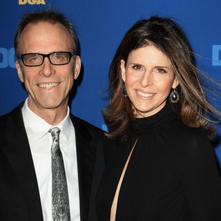 Kirby Dick, Amy Ziering in 65th Annual Directors Guild of America Awards - Arrivals