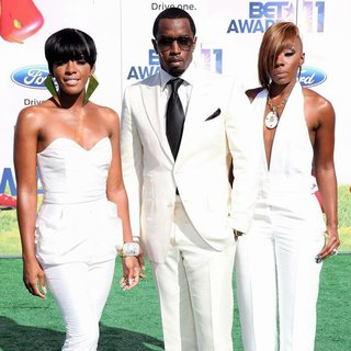 P. Diddy, Diddy-Dirty Money in BET Awards 2011