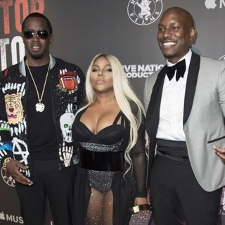 P. Diddy, Lil' Kim, Tyrese Gibson in Los Angeles Premiere of Can't Stop, Won't Stop: The Bad Boy Story - Arrivals