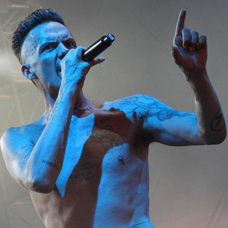 Ninja, Die Antwoord in Big Day Out Festival