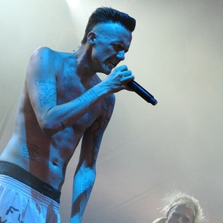 Ninja, Yo-Landi Vi$$er, Die Antwoord in Big Day Out Festival
