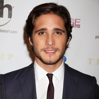 Diego Boneta in 2012 Miss Universe Pageant - Arrivals
