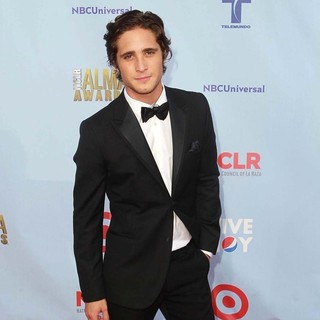 Diego Boneta in 2012 NCLR ALMA Awards - Arrivals
