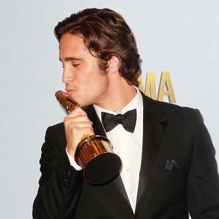 Diego Boneta in 2012 NCLR ALMA Awards - Press Room