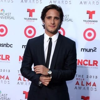 Diego Boneta in The 2013 NCLR ALMA Awards