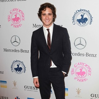 Diego Boneta in 26th Anniversary Carousel of Hope Ball - Presented by Mercedes-Benz - Arrivals