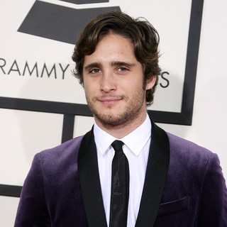 Diego Boneta in The 56th Annual GRAMMY Awards - Arrivals