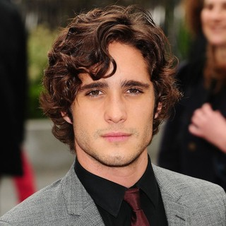 Diego Boneta in The UK Premiere of Rock of Ages