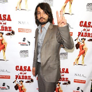 Diego Luna in Special Screening of Casa De Mi Padre