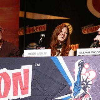 New York Comic Con - Day 3 - The Last Witch Hunter - Press Conference
