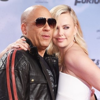 Vin Diesel - German Premiere of The Movie The Fate of the Furious