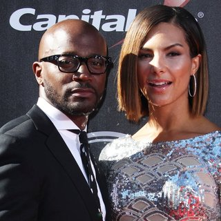 Taye Diggs, Amanza Smith Brown in 2014 ESPYS Awards - Arrivals