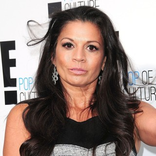 Dina Eastwood in E! 2012 Upfront