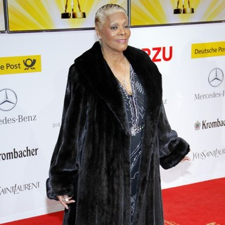 Dionne Warwick in The 47th Annual Goldene Kamera (Golden Camera) Awards - Red Carpet Arrivals