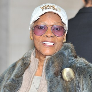 Dionne Warwick in The Q Awards 2012 - Arrivals