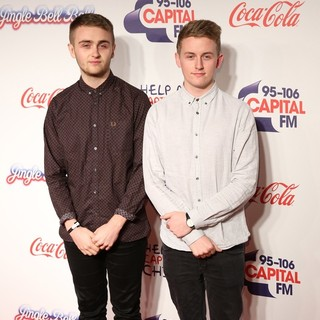 The Capital FM Jingle Bell Ball 2013 - Day 1 - Arrivals