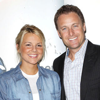 Ali Fedotowsky, Chris Harrison in Disney/ABC Television Group Summer Press Junket - Arrivals
