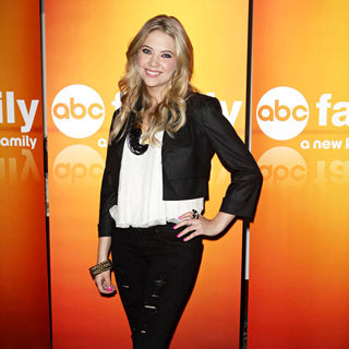 Ashley Benson in Disney/ABC Television Group Summer Press Junket - Arrivals