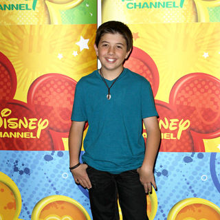 Bradley Steven Perry in Disney/ABC Television Group Summer Press Junket - Arrivals