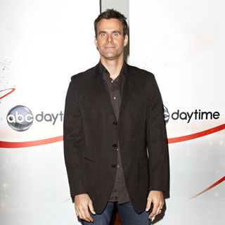 Cameron Mathison in Disney/ABC Television Group Summer Press Junket - Arrivals