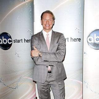 Carson Kressley in Disney/ABC Television Group Summer Press Junket - Arrivals