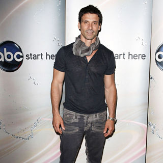 Frank Grillo in Disney/ABC Television Group Summer Press Junket - Arrivals