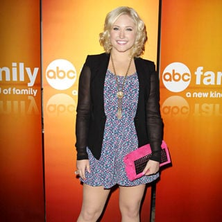 Hayley Hasselhoff in Disney/ABC Television Group Summer Press Junket - Arrivals
