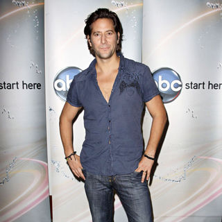 Henry Ian Cusick in Disney/ABC Television Group Summer Press Junket - Arrivals