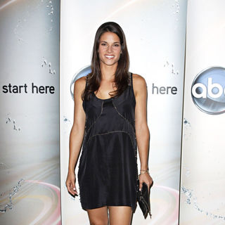 Missy Peregrym in Disney/ABC Television Group Summer Press Junket - Arrivals
