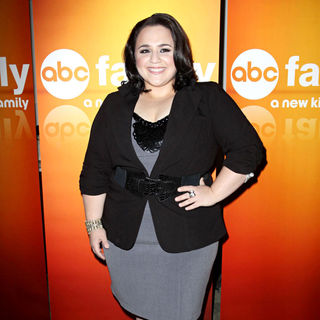 Nikki Blonsky in Disney/ABC Television Group Summer Press Junket - Arrivals