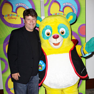 Sean Astin in Disney/ABC Television Group Summer Press Junket - Arrivals