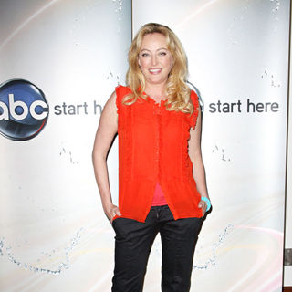 Virginia Madsen in Disney/ABC Television Group Summer Press Junket - Arrivals
