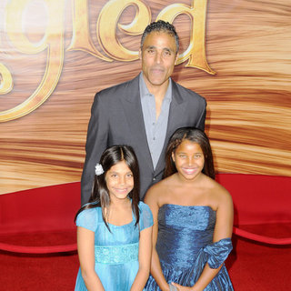 Rick Fox in Disney's 'Tangled' Los Angeles Premiere - Arrivals