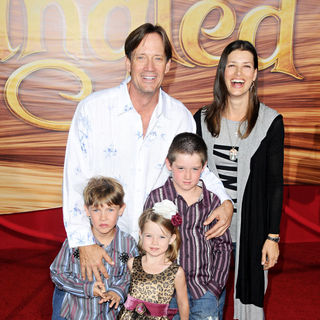Kevin Sorbo in Disney's 'Tangled' Los Angeles Premiere - Arrivals - disney_tangled_09_wenn3098591
