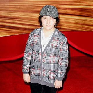 Frankie Jonas in Disney's 'Tangled' Los Angeles Premiere - Arrivals