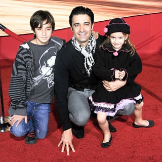 Gilles Marini in Disney's 'Tangled' Los Angeles Premiere - Arrivals