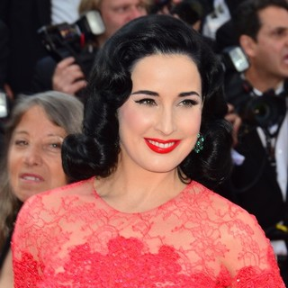 66th Cannes Film Festival - Behind the Candelabra Premiere - dita-von-teese-behind-the-candelabra-premiere-03
