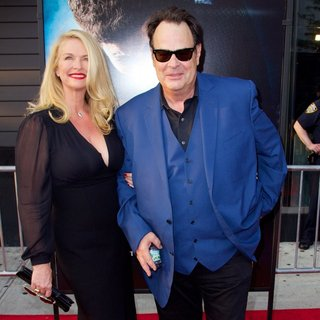Donna Dixon, Dan Aykroyd in New York Premiere of Get on Up - Red Carpet Arrivals