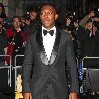 Dizzee Rascal in GQ Men of The Year Awards 2011 - Arrivals