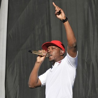 Dizzee Rascal - BBC Radio 1's Hackney Weekend - Day 2