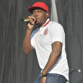 Dizzee Rascal in BBC Radio 1's Hackney Weekend - Day 2
