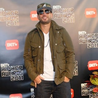 DJ Drama in BET Hip Hop Awards 2011 - Arrivals
