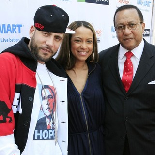 DJ Drama, Valiesha Butterfield, Benjamin Chavis Muhammad in Hip-Hop Summit: Get Your Money Right!