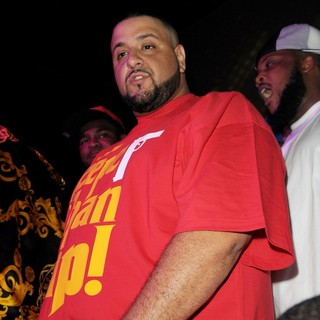 DJ Khaled in Album Release Party for Rick Ross' Deeper Than Rap